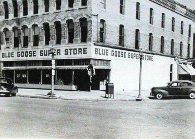Blue Goose Super Store
