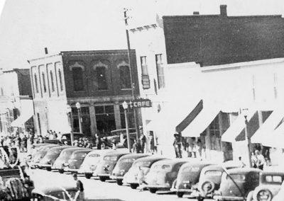 Monroe Block, Blair, Nebraska