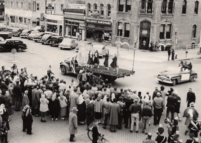Downtown Blair (Fall 1951-52)
