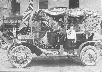 4th of July Parade Car