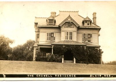 Crowell Mansion