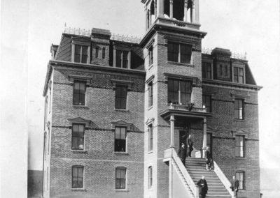 Old Main c. 1886