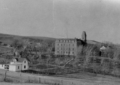 Old Main - c. 1912