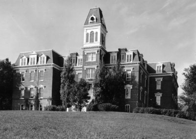 Old Main - Late 40s or early 50s