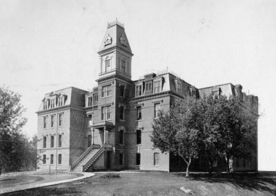 Old Main - prior to WWII