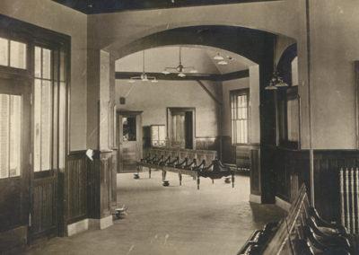 1910 Depot - Interior