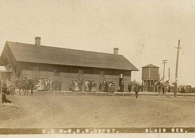 1880 Depot