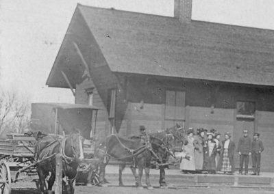 1880 Depot - Details