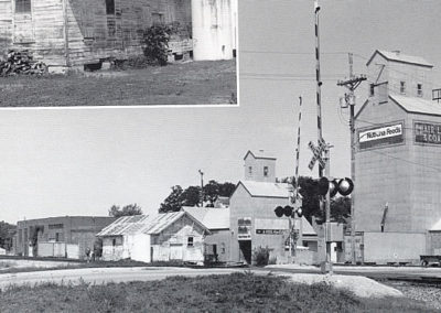 Grain Elevators & Old Depot