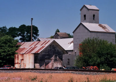 Freight Depot and Feed Mill, circa: 2005