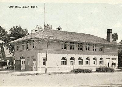 Fire Hall & City Hall
