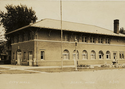 Fire Hall and City Hall