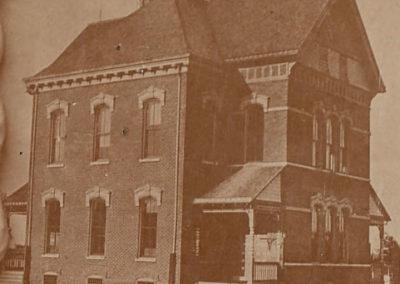 West School - c. 1894