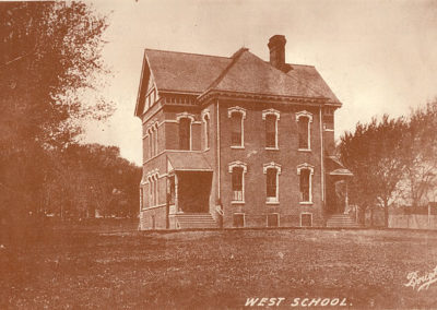 Crowelle Home and West School
