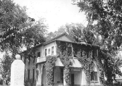 Old Blair Hospital