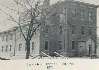 Original Central High School