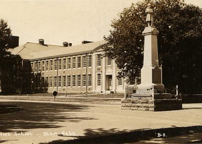Central High School - 1929 Addition
