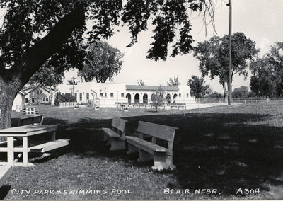 Blair Swimming Pool