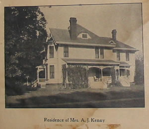 Kenny House c. 1914