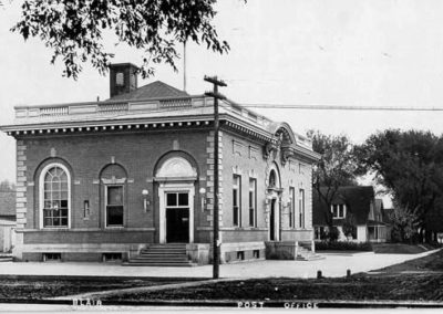 Blair Post Office