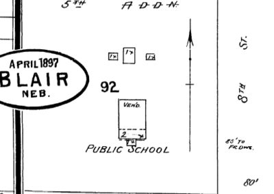 Sanborn Map - 1897