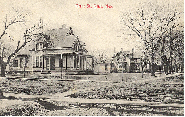 1748 Grant Street - older picture