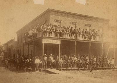 Merchants Hotel - late 19th Century