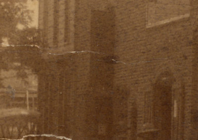 Merchants Hotel - late 19th Century - Details