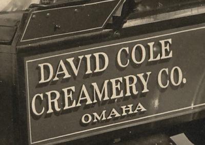 Creamery Truck - Details