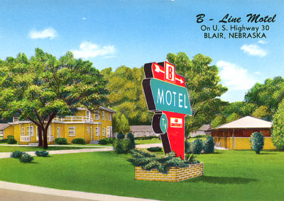 B-Line Motel & Cabin Camp