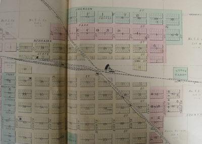 1894 Plat Map