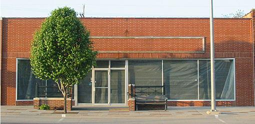 Block 45, lots 8-9, Washington Street, Blair, Nebraska